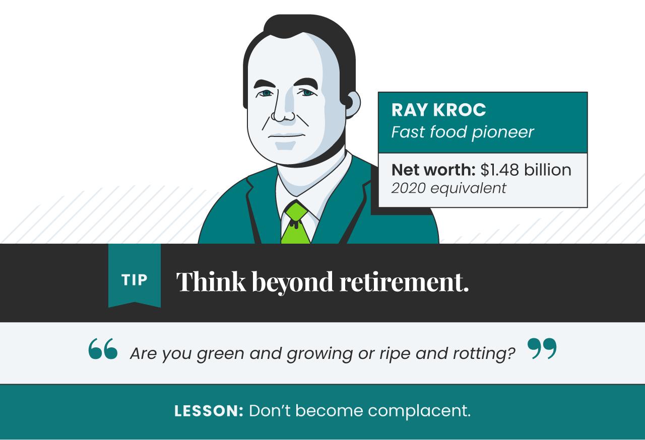 ANN Billionaire Investment Tips 01 Ray Kroc