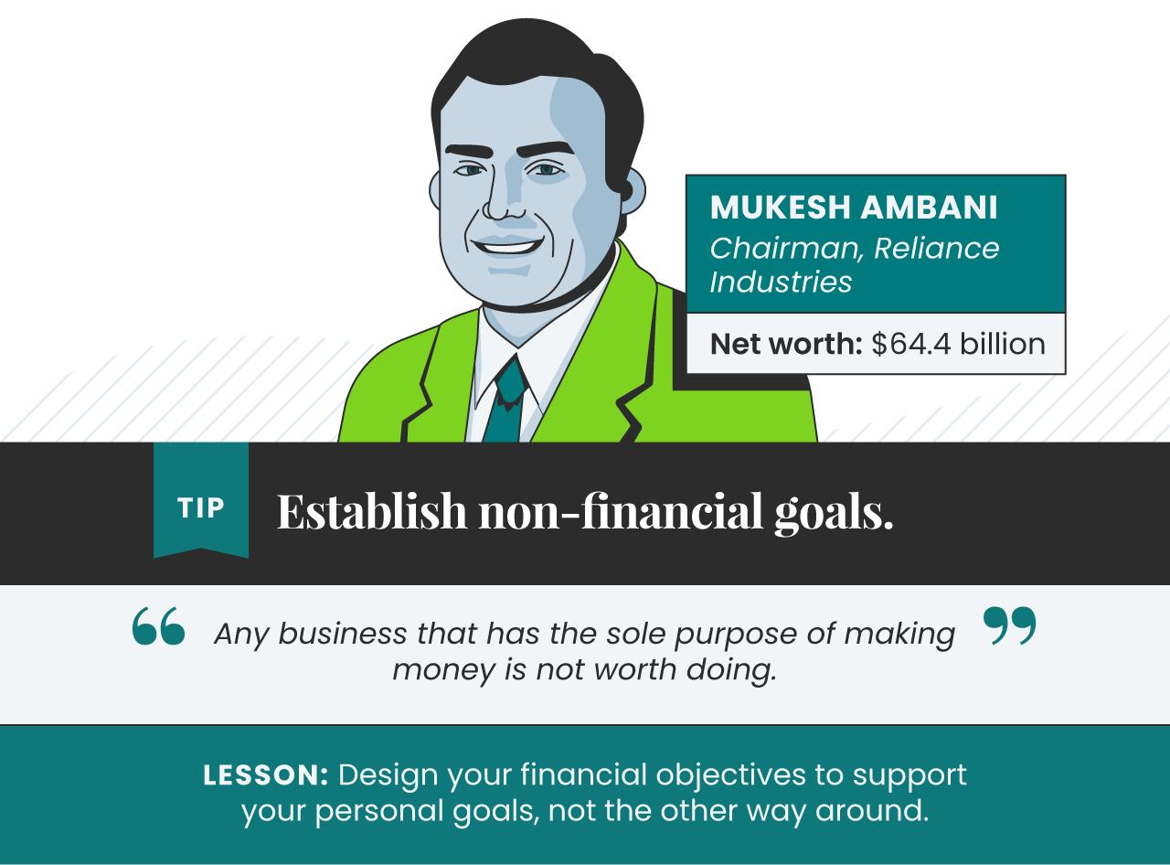 ANN Billionaire Investment Tips 06 Mukesh Ambani