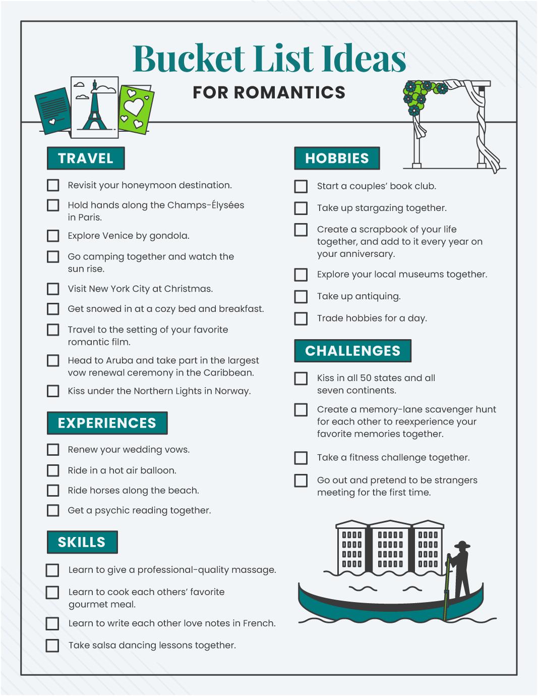200 Bucket List Ideas For Retirement Annuity Org