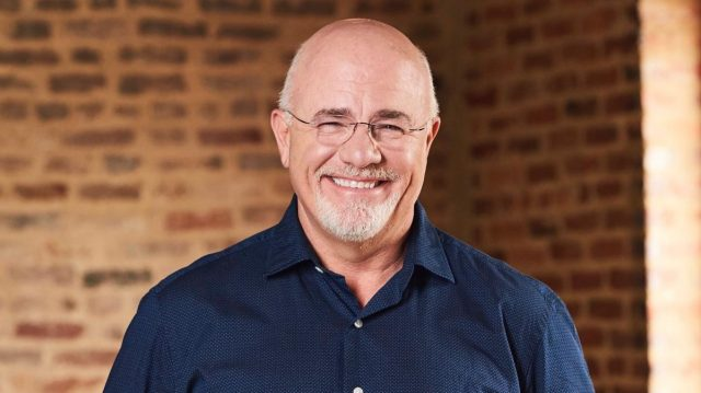 Dave Ramsey, author and radio show host