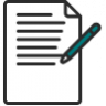 Icon - Writing