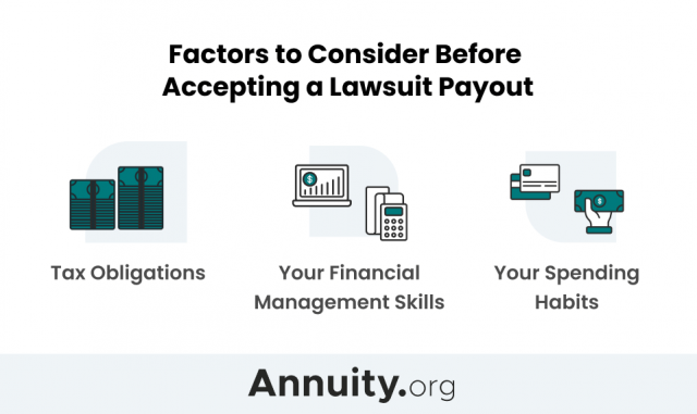 Factors to Consider Before Accepting a Settlement Payout