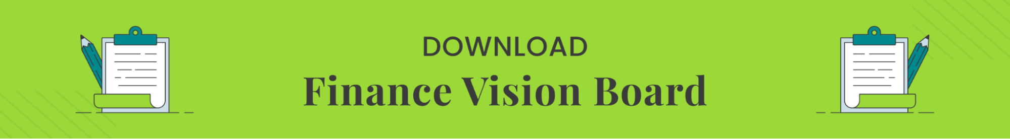 Download Finance Vision Board