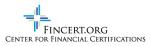 Fincert.org Center for Financial Certifications Logo