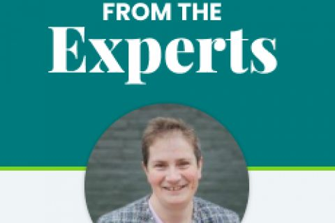 From the Experts - Peggy James, CPA