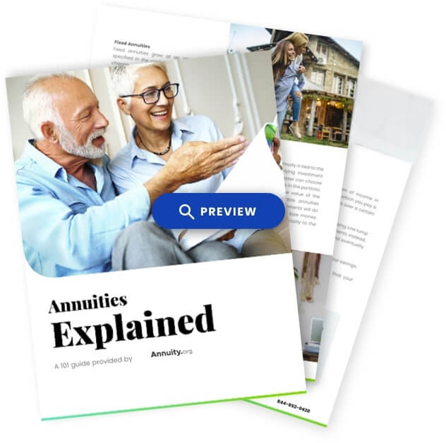 Annuity 101 Guide preview