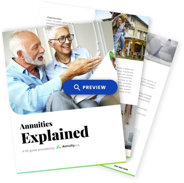Preview image of the Annuities 101 Guide