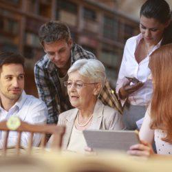 Intergenerational cooperation