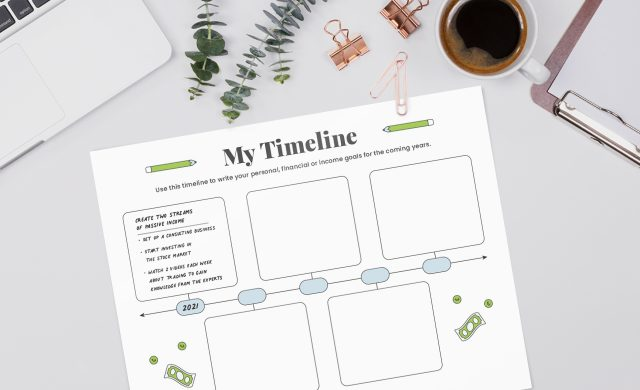 Income Timeline