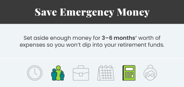 Saving Emergency Money