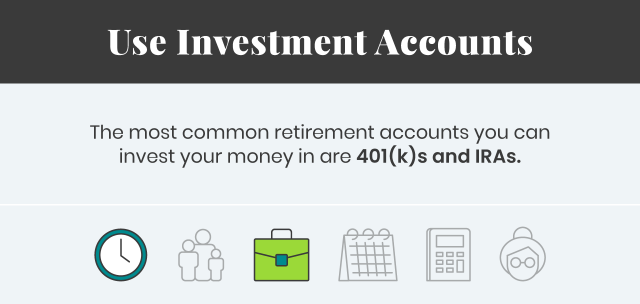 Use Investment Accounts